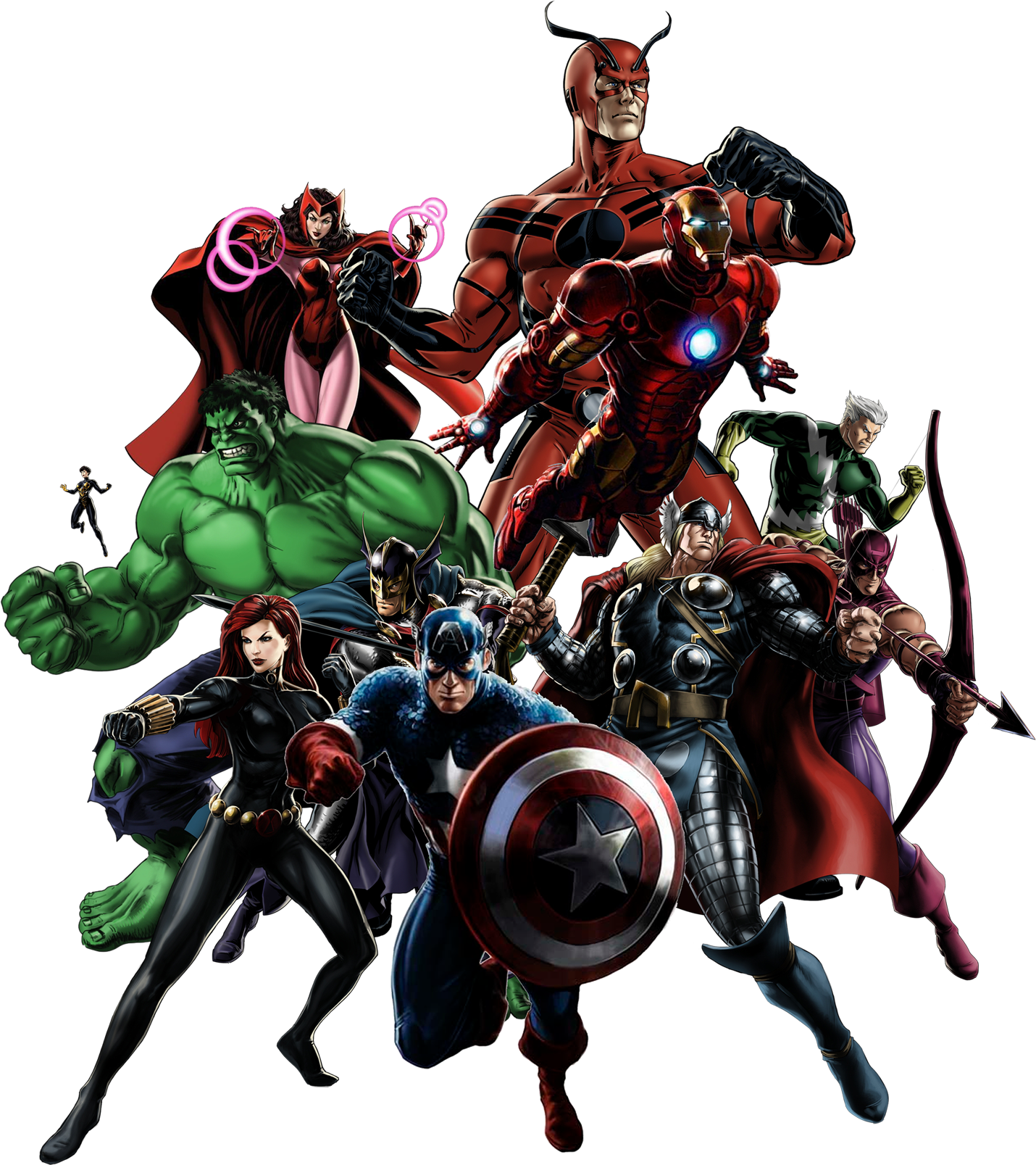 banner black and white download Png mart. Avengers clipart