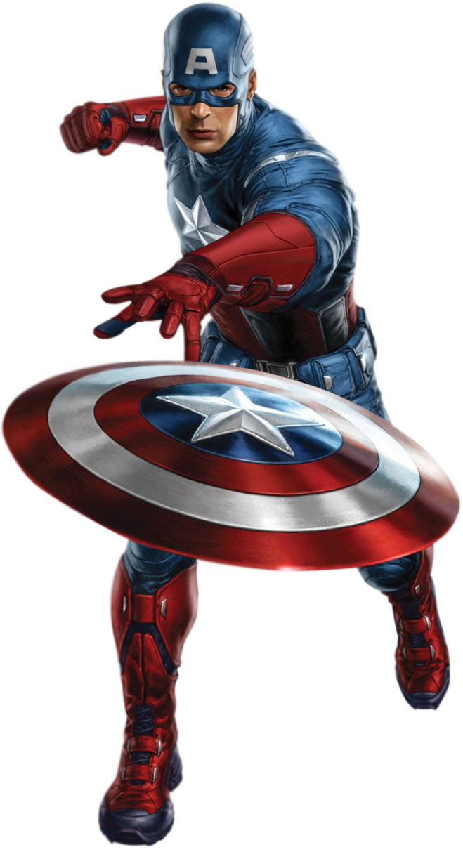 clip royalty free download capitan america png hd