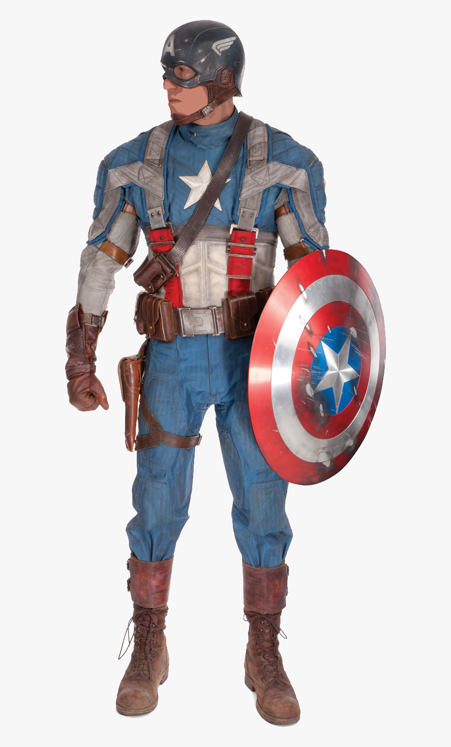 clipart library download Captain america the first. Avengers clipart action figure.