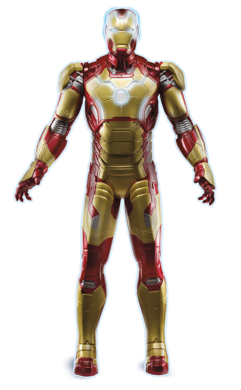 picture freeuse stock Avengers clipart action figure. Iron man free on.