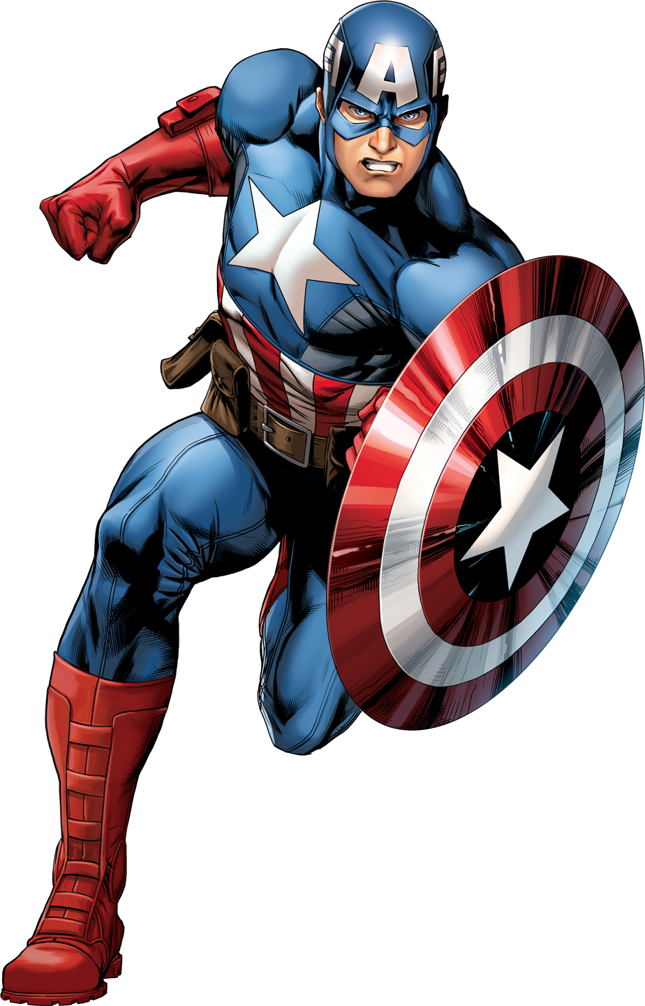 svg free stock Image captain america png. Avengers clipart action figure.