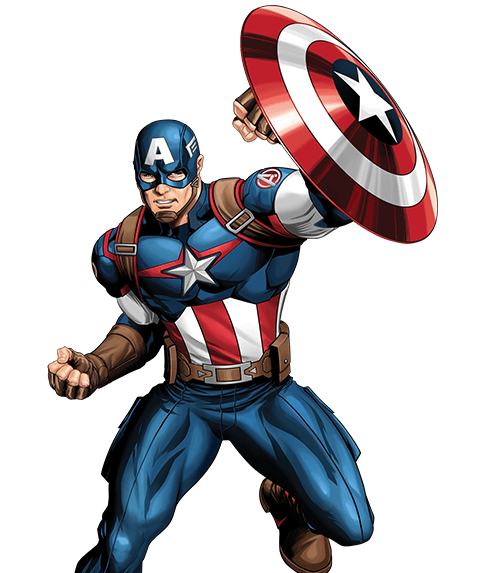 image library stock Image assembled season cap. Avengers clipart action figure.
