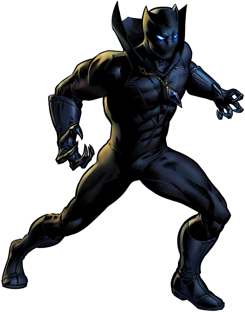 clip art free stock Clip art the st. Black panther clipart