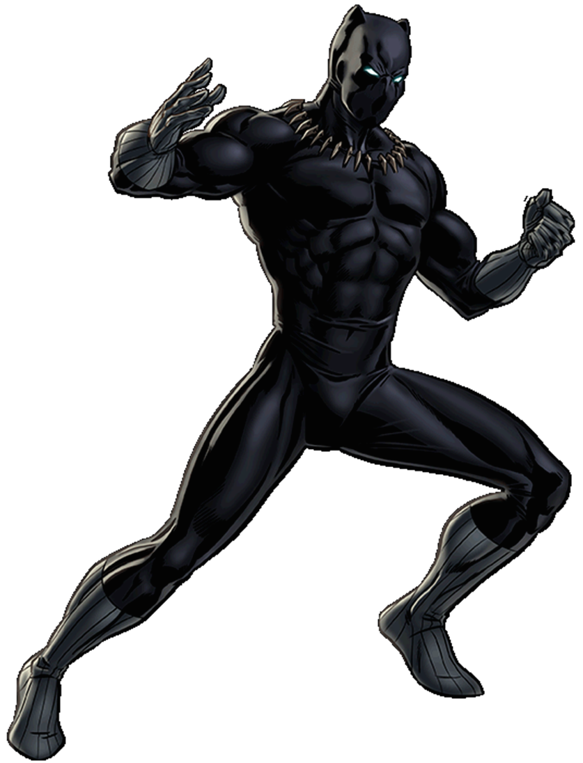 graphic free stock Black panther clipart. Wakanda marvel cinematic universe