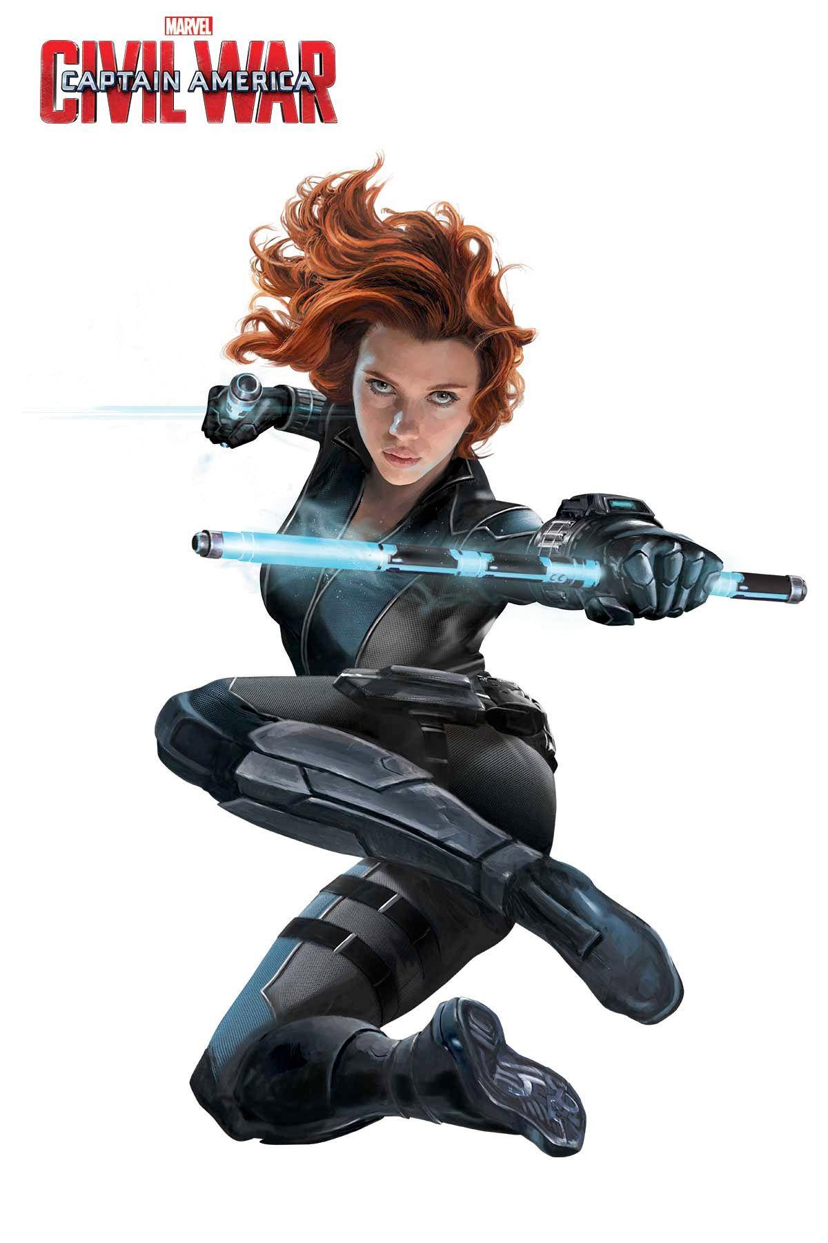 freeuse stock Avengers clipart black widow. Clip art civil war.
