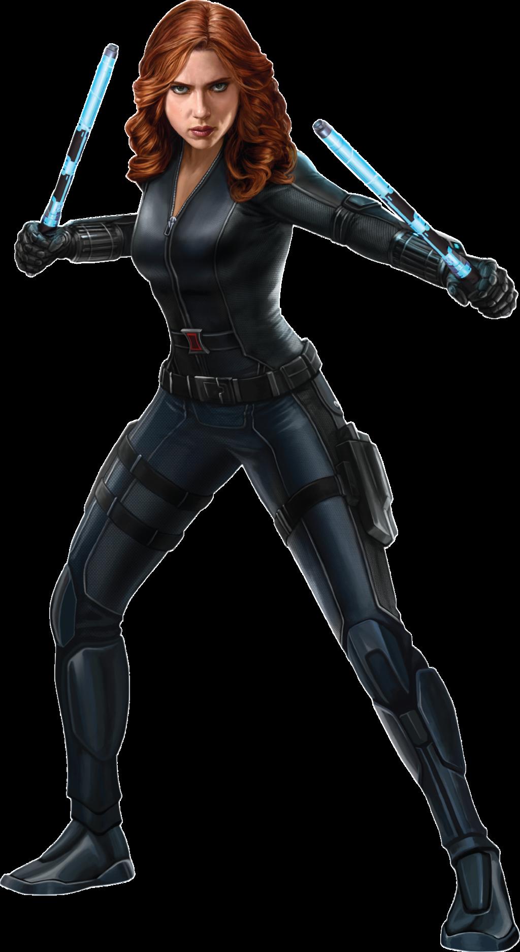 clipart black and white Avengers clipart black widow. Female art captain america.