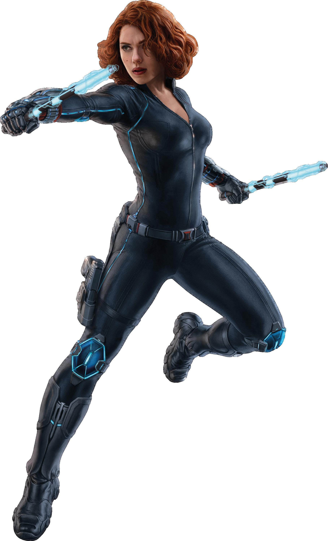 clip transparent stock Avengers clipart black widow. Image aou render png.