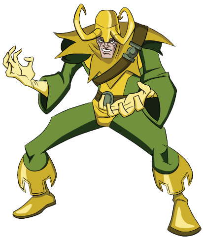 picture library Loki Clipart