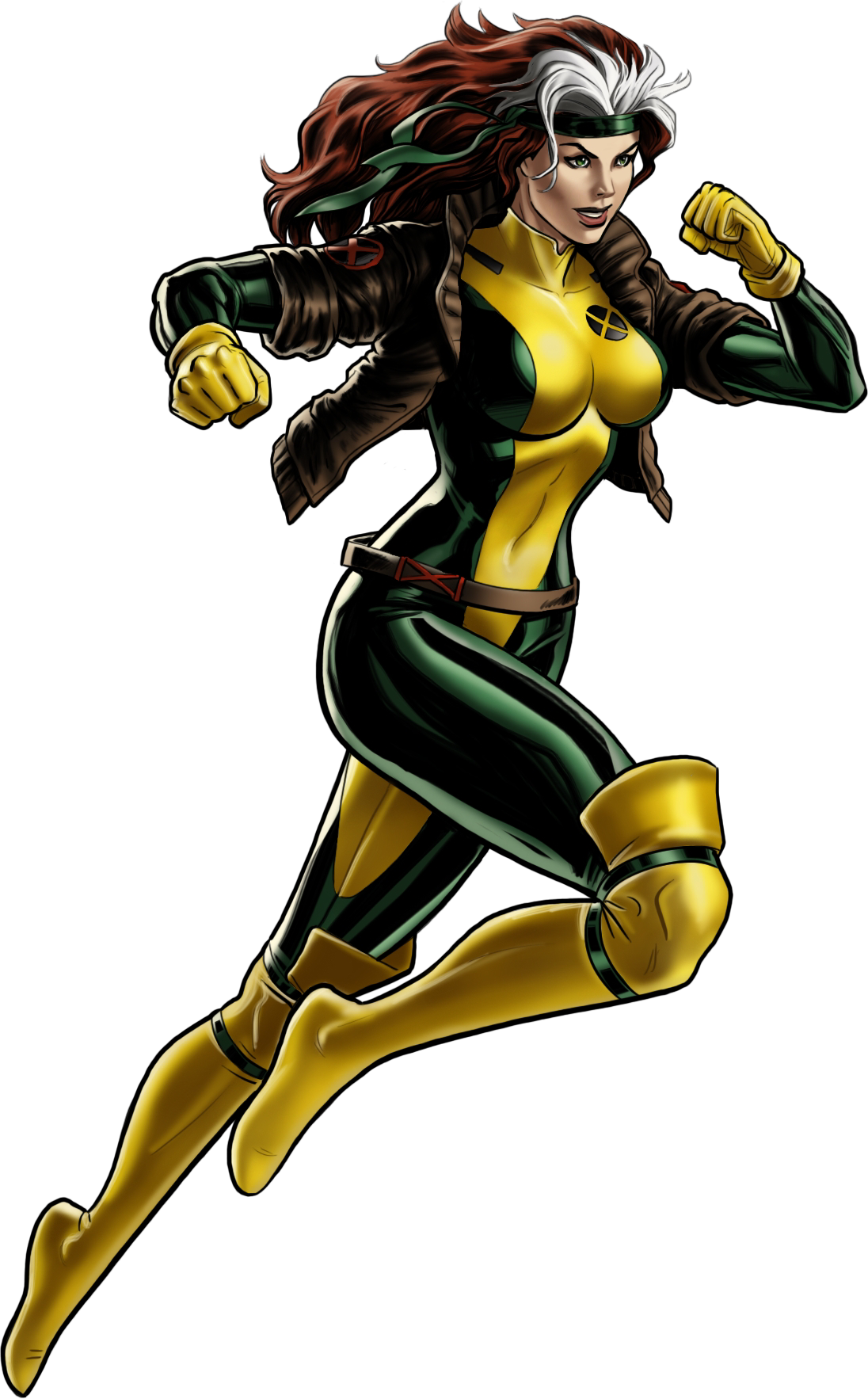 svg library stock Image rogue anna marie. X men clipart