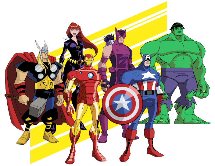 banner transparent stock Avengers clipart. Free clip art football