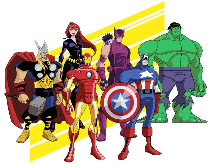 banner transparent stock Avengers clipart. Free clip art football.