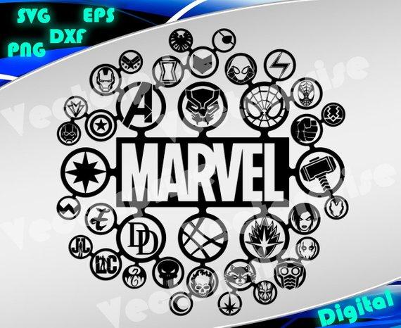png transparent Avengers svg. Superheroes marvel logo