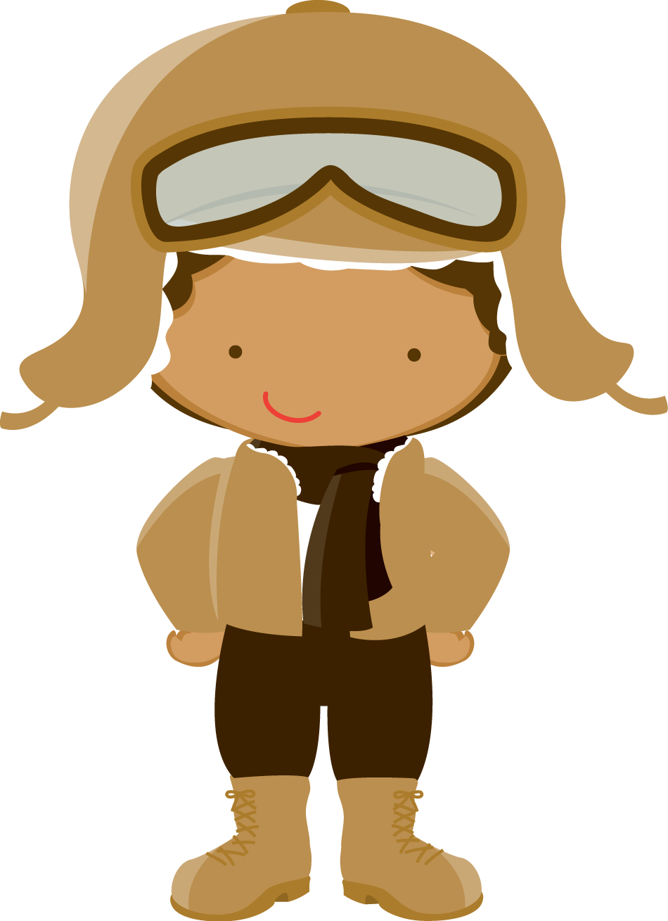 graphic download Aviador airplane printables pinterest. Aviator clipart child.