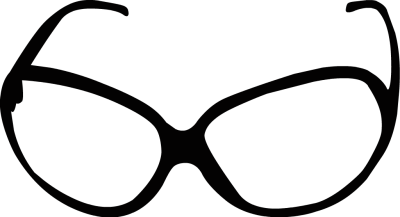 transparent library Aviator clipart sunshade. Sunglasses panda free images