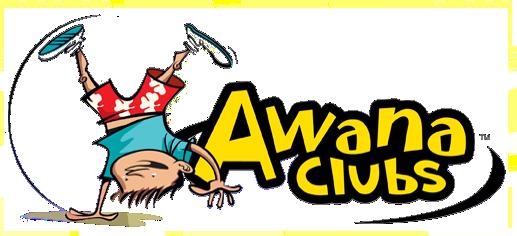 freeuse stock Clubs meet every sunday. Awana clipart trek