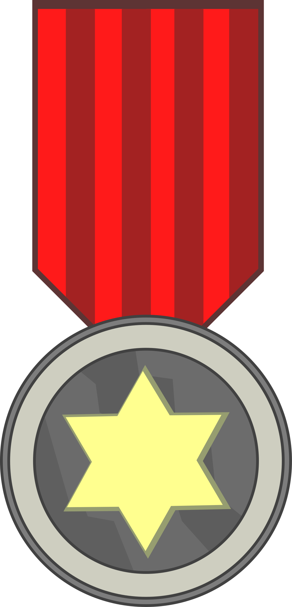 banner black and white download Awards clipart star. Award medal big image.