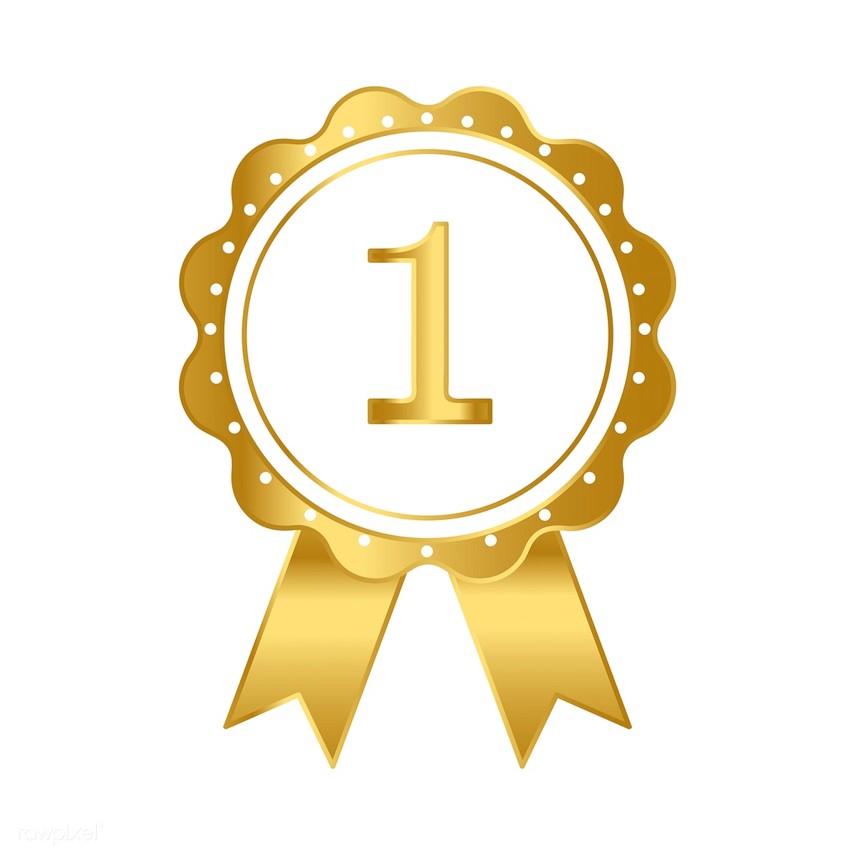 clipart royalty free First prize ribbon free. Award vector