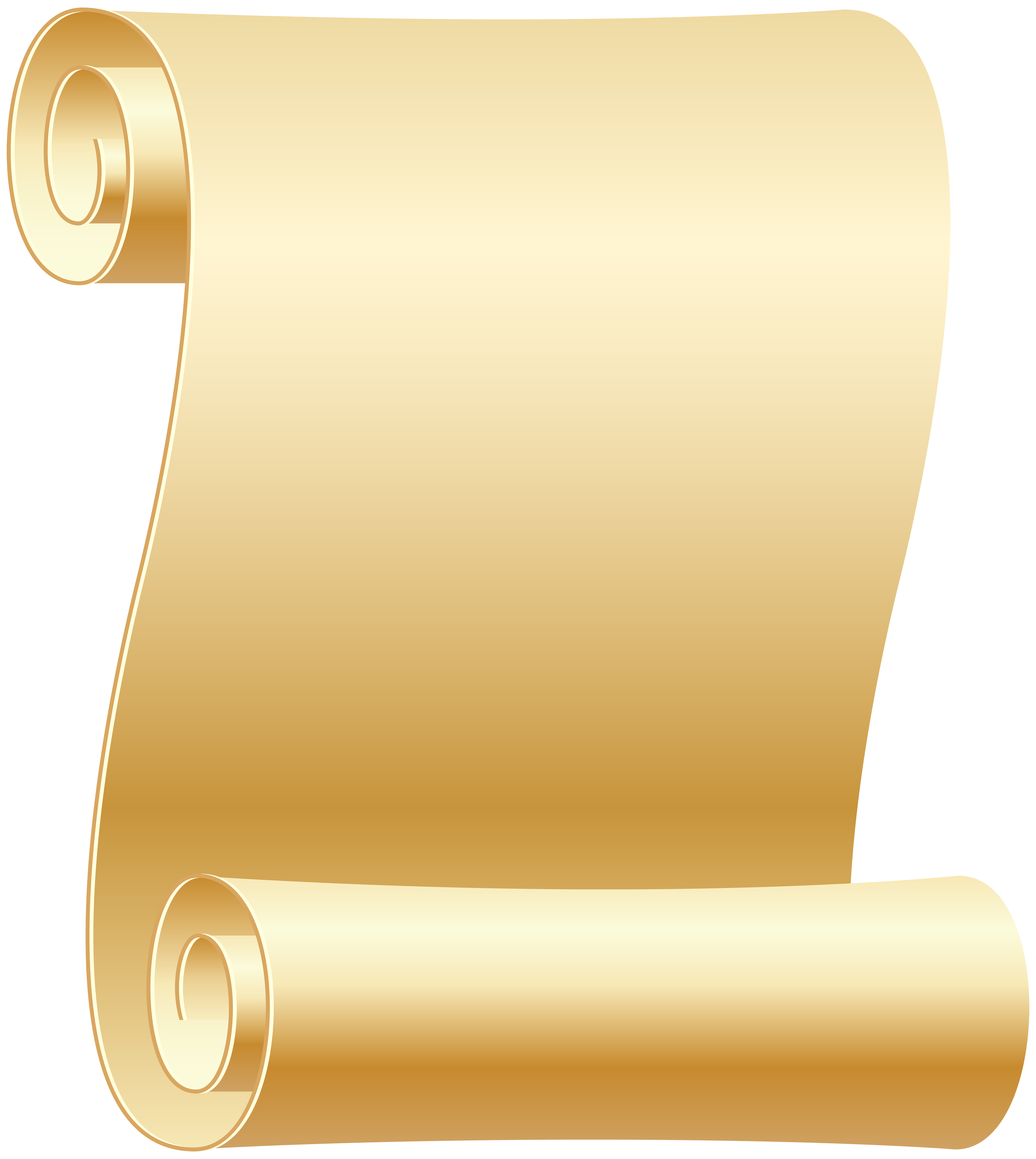 clip art royalty free stock Card clipart coloured paper. Empty scroll transparent png.