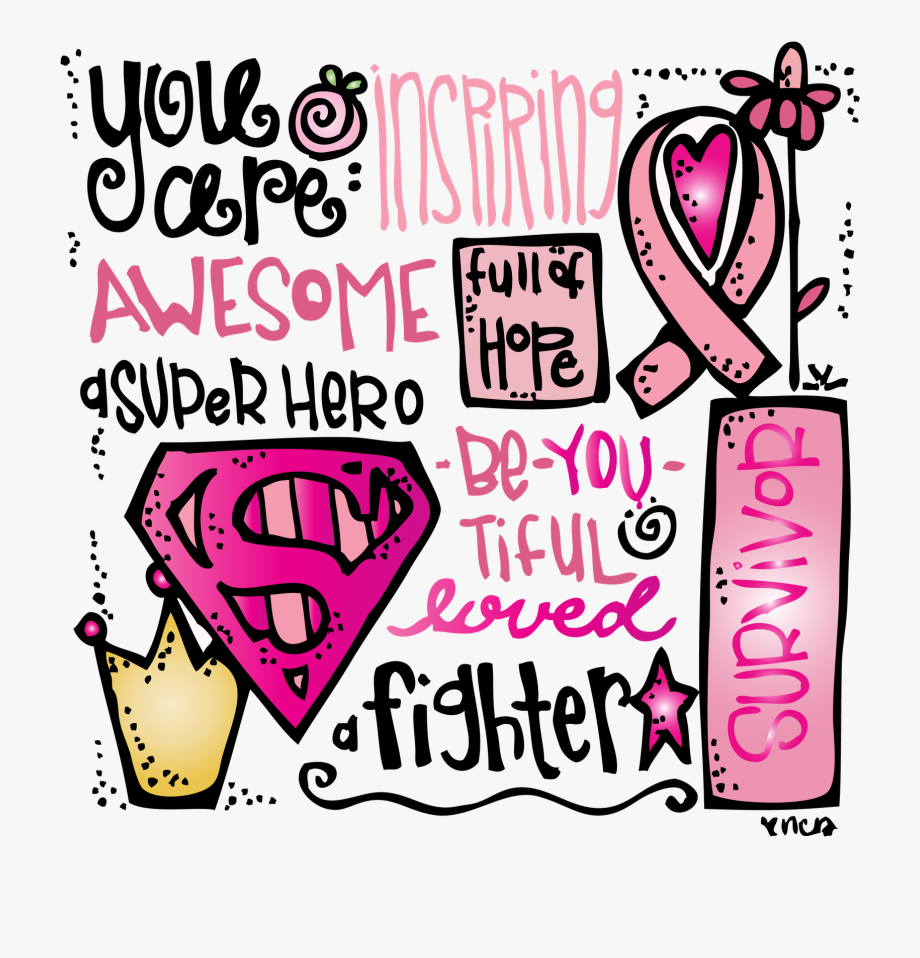 freeuse library Awareness clipart. Breast cancer month cute