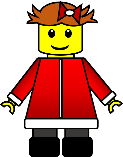 banner free download Christmas lego inspired kids. Awesome clipart.