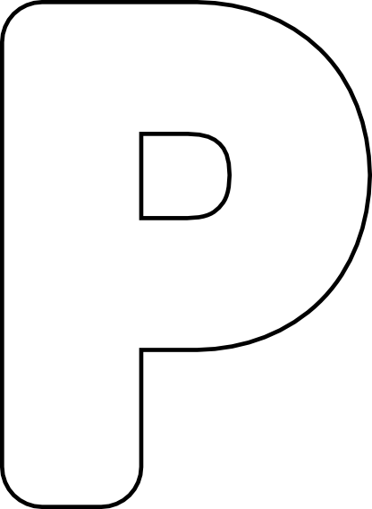 svg free Ideas Collection the Letter P Marvelous Letter P Free Clip Art Free