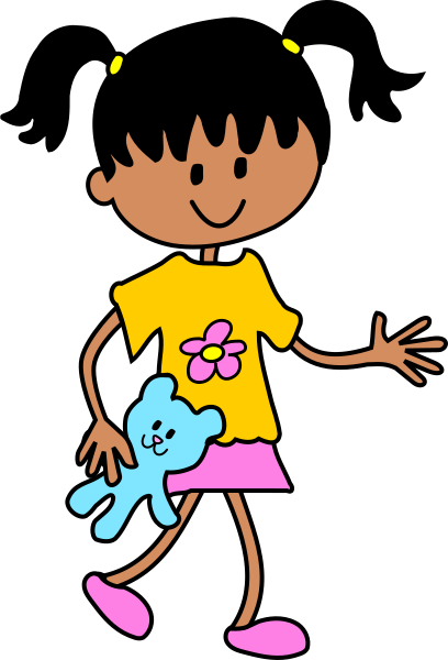 png library library Awesome clipart happy person. Bh girl lf x.
