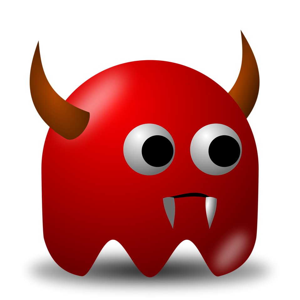 picture transparent Demon clipart mascot. First rate awesome image