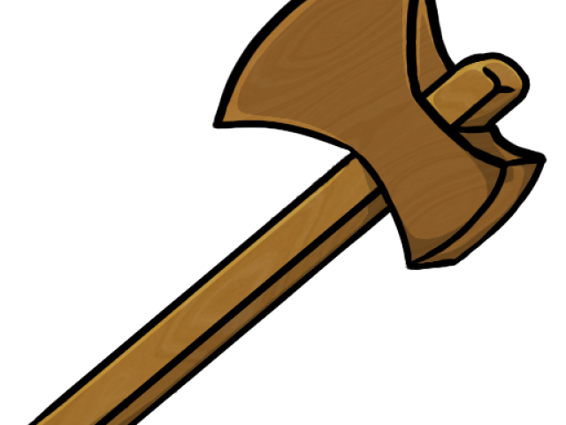 png freeuse download Hatchet vector cross axe. Clipart bloody free on