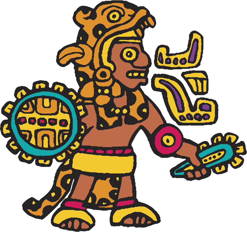 vector freeuse download Aztec clipart. Free art pictures download