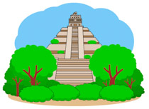 picture royalty free library Free clip art pictures. Aztec clipart.