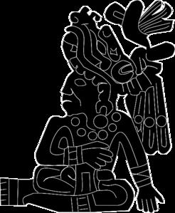 clip art stock Aztec Seal Clip Art at Clker