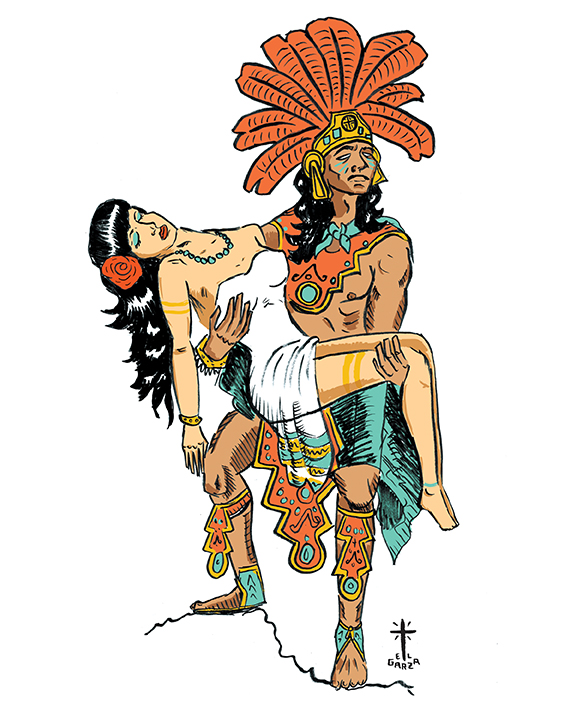 royalty free download Images gallery for free. Aztec clipart aztec princess.