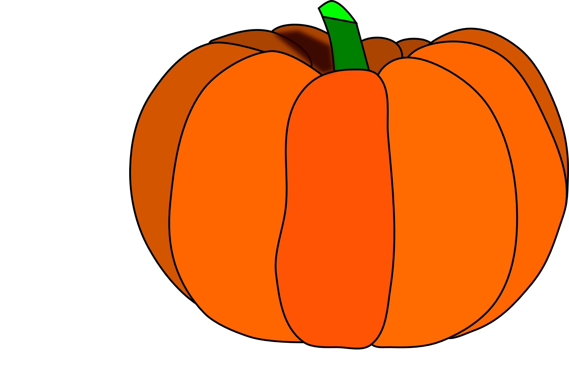 picture black and white stock pumpkin with vines clipart #66877949