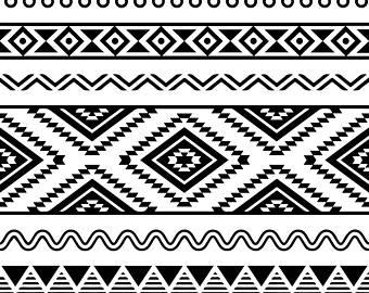 vector freeuse stock Pattern etsy . Svg backgrounds aztec