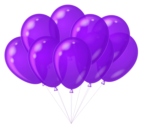 svg library stock purple balloon pictures