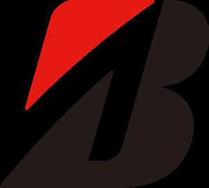 png royalty free library B vector. Bridgestone logo eps free