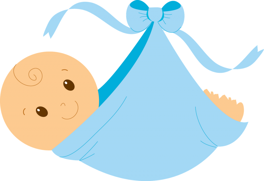 svg freeuse Babies clipart. Baby boy free clip