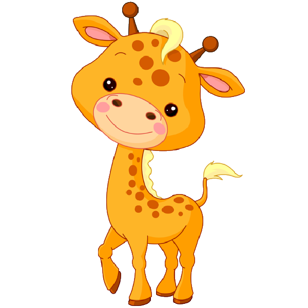svg royalty free Free jungle animal clipart.  collection of baby