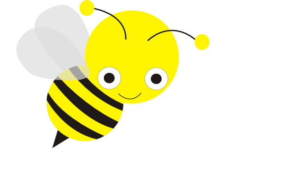 freeuse download Bee Clip Art at Clker