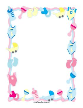 clip art royalty free download Free border cliparts download. Baby borders clipart