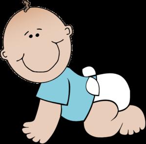 jpg free Baby clipart. Clip art at clker.