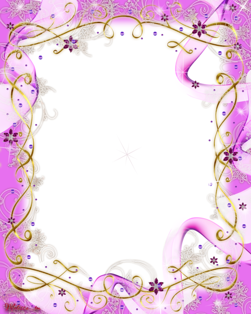 png library download Baby clipart borders. Frame pink baw and