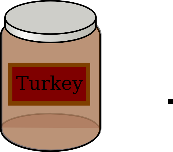 clip art freeuse download Turkey Baby Food Clip Art at Clker