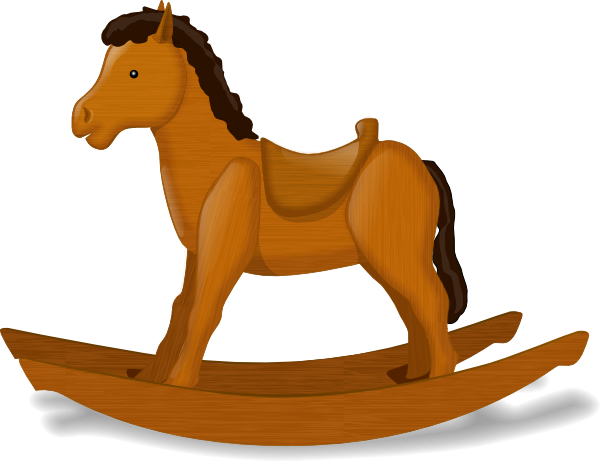 jpg freeuse library Cute Baby Horse Clipart