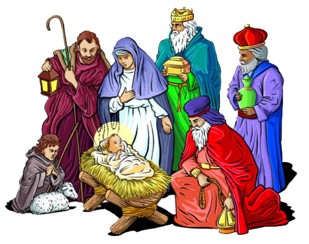 jpg Christmas at getdrawings com. Baby jesus in a manger clipart.