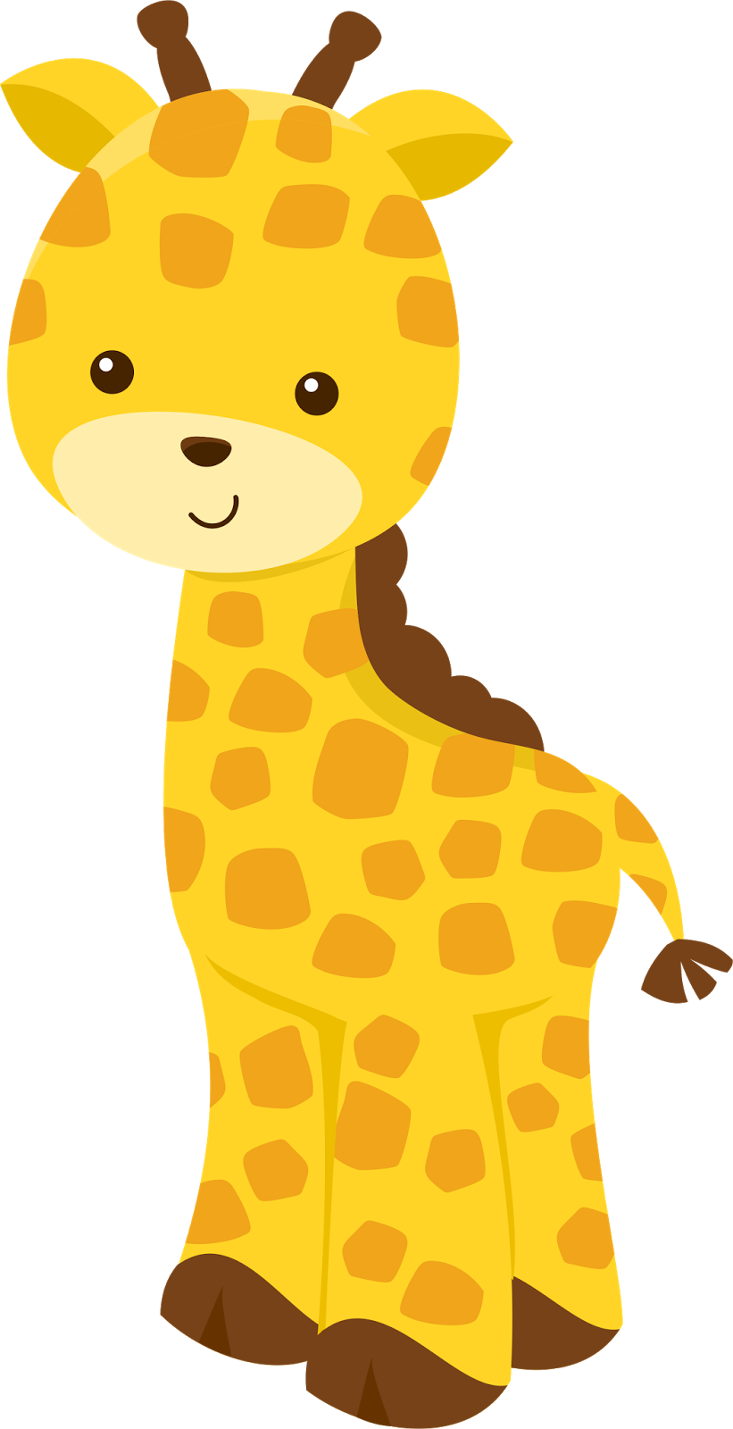 royalty free download Baby jungle animal clipart. Png shower pinterest junglebabyclipartpng