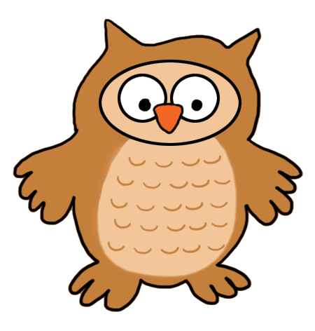 clip free stock Clip art clipart . Drawing owl baby