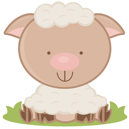 svg black and white library Baby Lamb PNG Transparent Baby Lamb