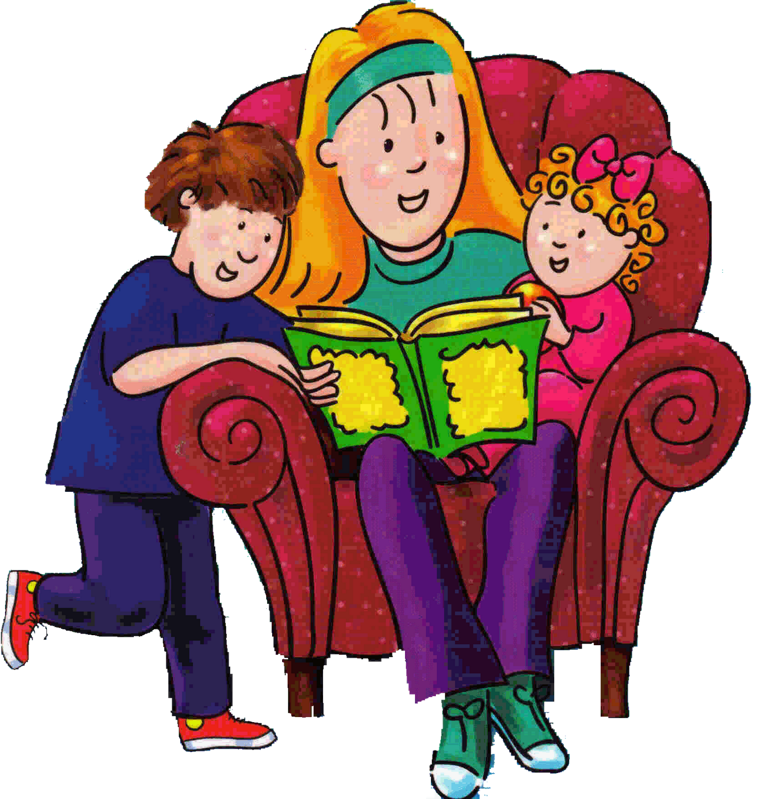 image royalty free Library kids clipart. Babysitter