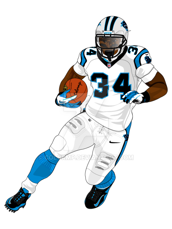 clipart Football Players Drawing at GetDrawings